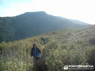 Collado Salinero - Senderismo por Madrid; excursiones montaña madrid; Senderismo personalizado